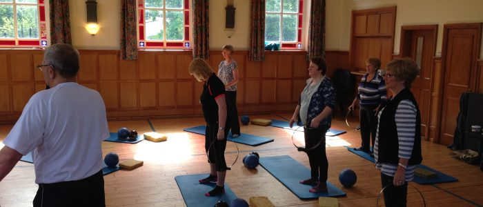 Pilates @ Barley Village Hall